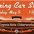 Spring Car Show at Coyote Hole Cider