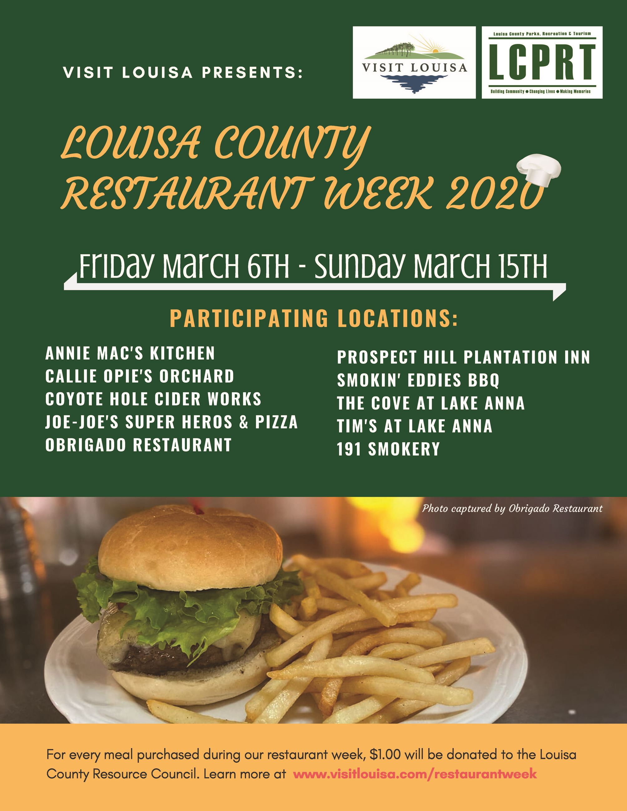 Restaurant Week Final Flyer