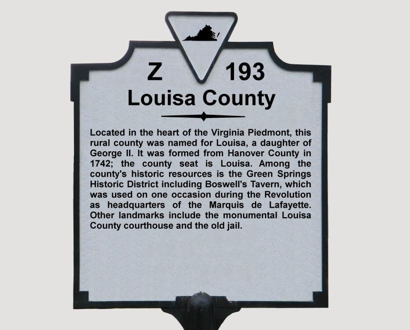 louisa county z-193